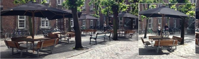 مواقف الدراجات الهوائية