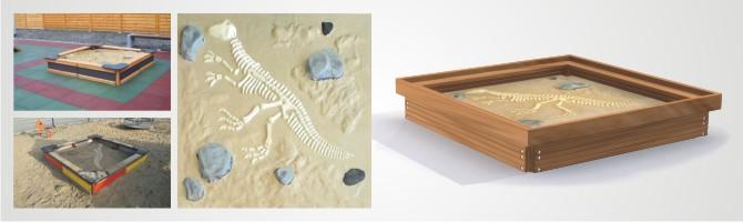 صندوق الرمل