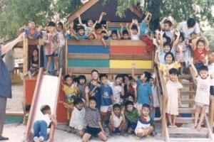 دار أيتام الأب Brennans  -- باتايا ، تايلاند